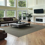 Bordeaux Wood flooring in Lounge